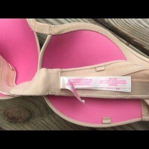 PINK Victoria's Secret Intimates & Sleepwear - Pink strapless bra